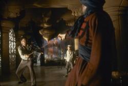 Индиана Джонс и храм судьбы / Indiana Jones and the Temple of Doom (Харрисон Форд, Кейт Кэпшоу, 1984) 01e099509894319