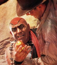 Индиана Джонс и храм судьбы / Indiana Jones and the Temple of Doom (Харрисон Форд, Кейт Кэпшоу, 1984) 10148b509893294