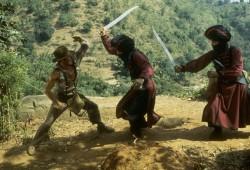 Индиана Джонс и храм судьбы / Indiana Jones and the Temple of Doom (Харрисон Форд, Кейт Кэпшоу, 1984) 33a774509894309