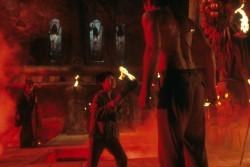 Индиана Джонс и храм судьбы / Indiana Jones and the Temple of Doom (Харрисон Форд, Кейт Кэпшоу, 1984) 8cef55509893711