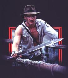 Индиана Джонс и храм судьбы / Indiana Jones and the Temple of Doom (Харрисон Форд, Кейт Кэпшоу, 1984) Bb7353509893472