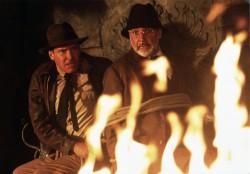 Индиана Джонс и последний крестовый поход / Indiana Jones and the Last Crusade (Харрисон Форд, Шон Коннери, 1989)  Ced642509968451