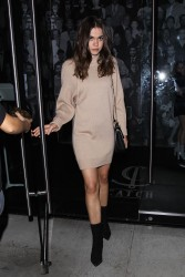 Maia Mitchell - At The Catch in LA 10/14/16