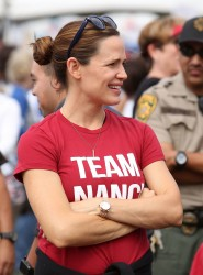 Jennifer Garner - The ALS Association Golden West Chapter Los Angeles County Walk to Defeat ALS 10/16/16