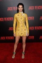 Cobie Smulders - 'Jack Reacher: Never Go Back' Fan Screening in Louisiana 10/16/16