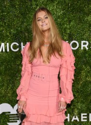 Nina Agdal - God's Love We Deliver, Golden Heart Awards in NYC 10/17/16