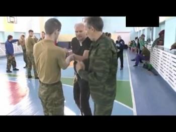 Захват и управление сознанием противника в бою (2014) Семинар