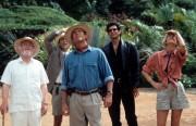 Парк Юрского периода / Jurassic Park (Сэм Нил, Джефф Голдблюм, Лора Дерн, 1993)  0efdff510425756