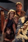 Парк Юрского периода / Jurassic Park (Сэм Нил, Джефф Голдблюм, Лора Дерн, 1993)  1a6ec7510425542