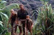 Парк Юрского периода / Jurassic Park (Сэм Нил, Джефф Голдблюм, Лора Дерн, 1993)  28a792510425973