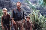 Парк Юрского периода / Jurassic Park (Сэм Нил, Джефф Голдблюм, Лора Дерн, 1993)  28d652510425393