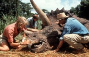 Парк Юрского периода / Jurassic Park (Сэм Нил, Джефф Голдблюм, Лора Дерн, 1993)  F7f710510425623