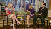 Dakota Fanning @ Live Kelly | October 20 2016