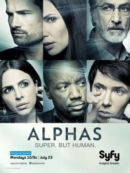 Alphas - Stagione 2 (2012) [Completa] .avi DLMux MP3 ITAENG