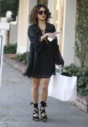 Vanessa Hudgens - Shopping in West Hollywood 10/21/16