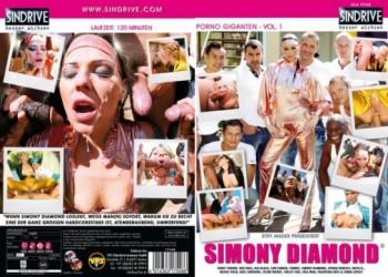 Simony Diamond - Porno Giganten (Stiff Anger, SinDrive) (2015) 1080p