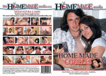Home Made Couples 5 (Home Made Media) (2015) 720p