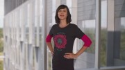 Catherine Bell - Cast of Good Witch support Warriors in Pink 22.10.2016