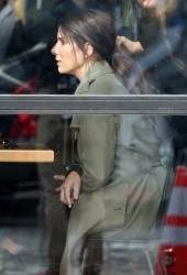 Sandra Bullock - Filming 'Ocean's Eight' in NYC 10/24/16