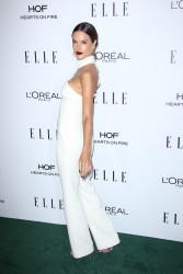 Alessandra Ambrosio - 23rd Annual ELLE Women In Hollywood Awards in LA 10/24/16