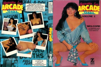 Hyapatia Lee s Arcade Series 1,2 (ZEG) [1988 г., All Sex, Compilation, VHSRip]