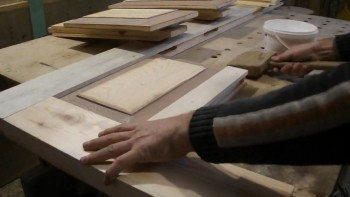 Деревянная филенчатая дверь своими руками (2015) Видеокурс