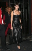 Bella Hadid - Leaving The Bowery Hotel in NYC 10/25/16