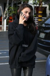 Madison Beer - Out for lunch in West Hollywood 10/26/16