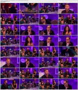 Tulisa Contostavlos & Nicole Scherzinger @ Alan Carr - Chatty Man | November 2 2012 | ReUp