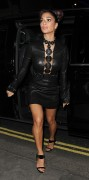 Nicole Scherzinger | Outside Mr. Chow Restaurant in London | October 26 | 23 pics