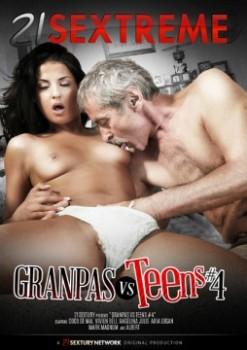 Granpas VS Teens 4 (21 Sextury Video) (2016) 1080p