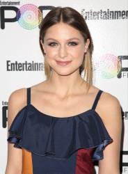 Melissa Benoist - Entertainment Weekly PopFest in LA 10/29/16