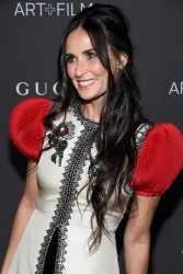 Demi Moore - 2016 LACMA Art + Film Gala in LA 10/29/16