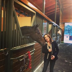 Patricia Heaton & Horse & ........