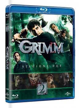 Grimm - Stagione 2 (2013) [6-Blu-Ray] Full Blu-Ray 228Gb AVC ITA ENG DTS-HD MA 5.1