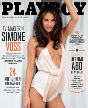 Playboy Germany - December 2016