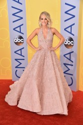 Carrie Underwood - 50th Annual CMA Awards in Nashville 11/2/16
