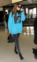 Gigi Hadid - At JFK Airport 11/2/16