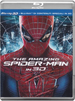 The Amazing Spider-Man 3D (2012) Full Blu-Ray 3D 41Gb AVCMVC ITA DTS-HD MA 5.1 ENG DD 5.1