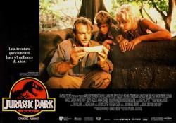 Парк Юрского периода / Jurassic Park (Сэм Нил, Джефф Голдблюм, Лора Дерн, 1993)  91c09d513356698