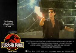 Парк Юрского периода / Jurassic Park (Сэм Нил, Джефф Голдблюм, Лора Дерн, 1993)  9882e8513356525