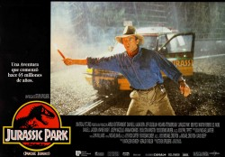 Парк Юрского периода / Jurassic Park (Сэм Нил, Джефф Голдблюм, Лора Дерн, 1993)  A49cb8513356536