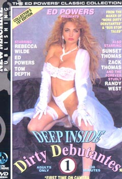 Deep Inside Dirty Debutantes 1-14, 17-21, 27, 29-32, 34-37, 39-42, 47 (Ed Powers, 4-Play Video) [1993 г., All Sex, Debutantes, VHSRip]