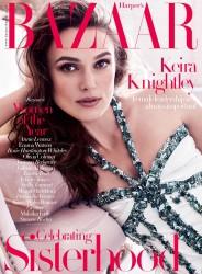 Keira Knightley - Harper's Bazaar UK Dec 2016