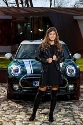Sorana Cirstea promos for Mini of Romania, April 2016 x12