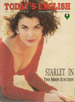 Sherilyn Fenn: 2 Moon Junction: HQ x 2