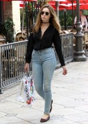 Alycia DebnamCarey was spotted shopping at 6