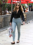 Alycia DebnamCarey was spotted shopping at 3