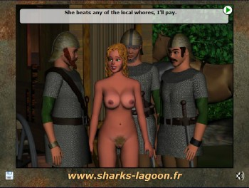 adult games sharks lagoon