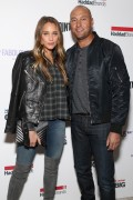 Hannah Davis -              City Point Kids Foot Locker And Haddad Brands Present BKLYN Rocks New York City November 9th 2016.